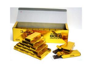 ゴールドチョコ