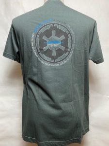 目玉品 コレクション大放出「非売品」ILMプルーフTシャツ スターウォーズ6作品完成配布Tシャツ