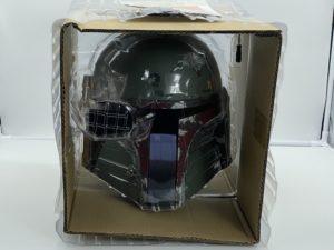 EFXネット販売限定ESB40th 1/1ボバフェット レプリカヘルメット6アクターシグニチャ版 限定100セット版