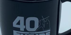 SWセレブレーション ネット限定アイテム ESB40th.モデル 40th.ロゴ入りマグカップ