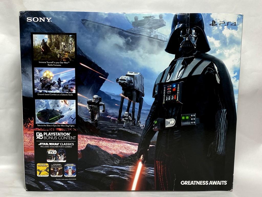 PS4 バトルフロント同梱版 USA限定販売品