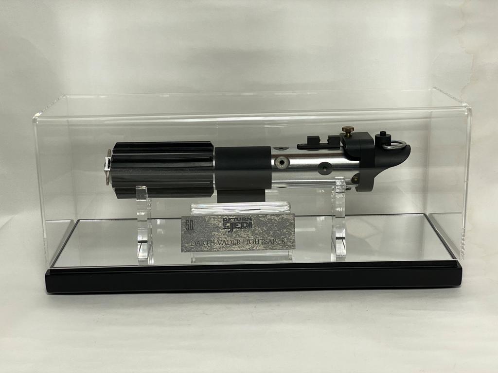 レプリカライトセイバーシリーズSDスタジオEP6 ダースベイダーLE版ライトセイバー